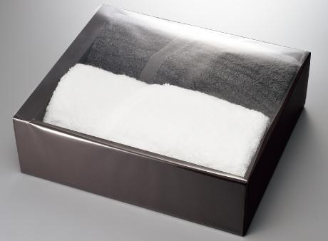 タオル・繊維物包装